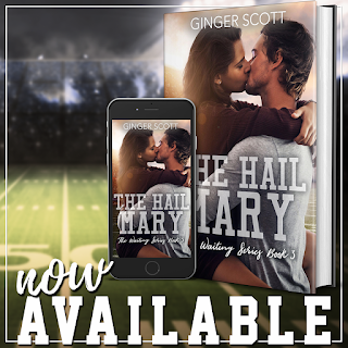 Blog Tour : The Hail Mary by @TheGingerScott