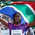 Caster Semenya, nueva plusmarca mundial en los 600m veinte años después
