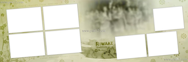 Evergreen 12x36 Album PSD Vol-2 | Karizma Album | Canvera Album | PSD File