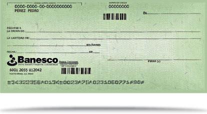 Documentos contables y organizacionales de la empresa for Banco de venezuela solicitud de chequera