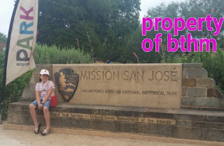 mission san jose entrance