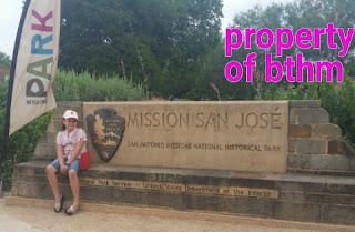 mission san jose entrance