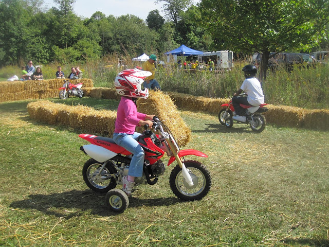 Learn to ride a motocycle in indiana for kids.