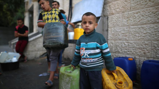 EEUU retiene $ 65 millones de ayudas a los refugiados palestinos