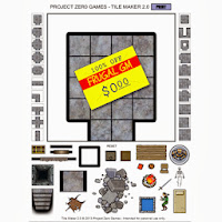 Free GM Resource: Tile Maker 2.0