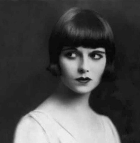 CHLOE VAN PARIS: ICON: LOUISE BROOKS (1906-1985)