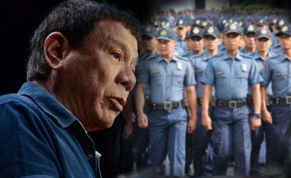 Duterte to 3 PNP generals: Resign or I will humiliate you