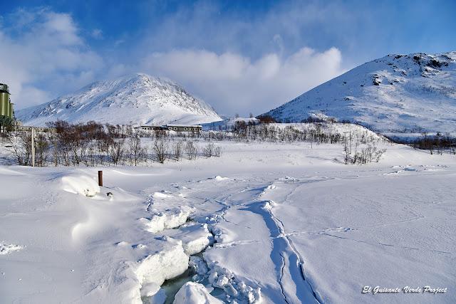 Kvaløya - Tromso por El Guisante Verde Project