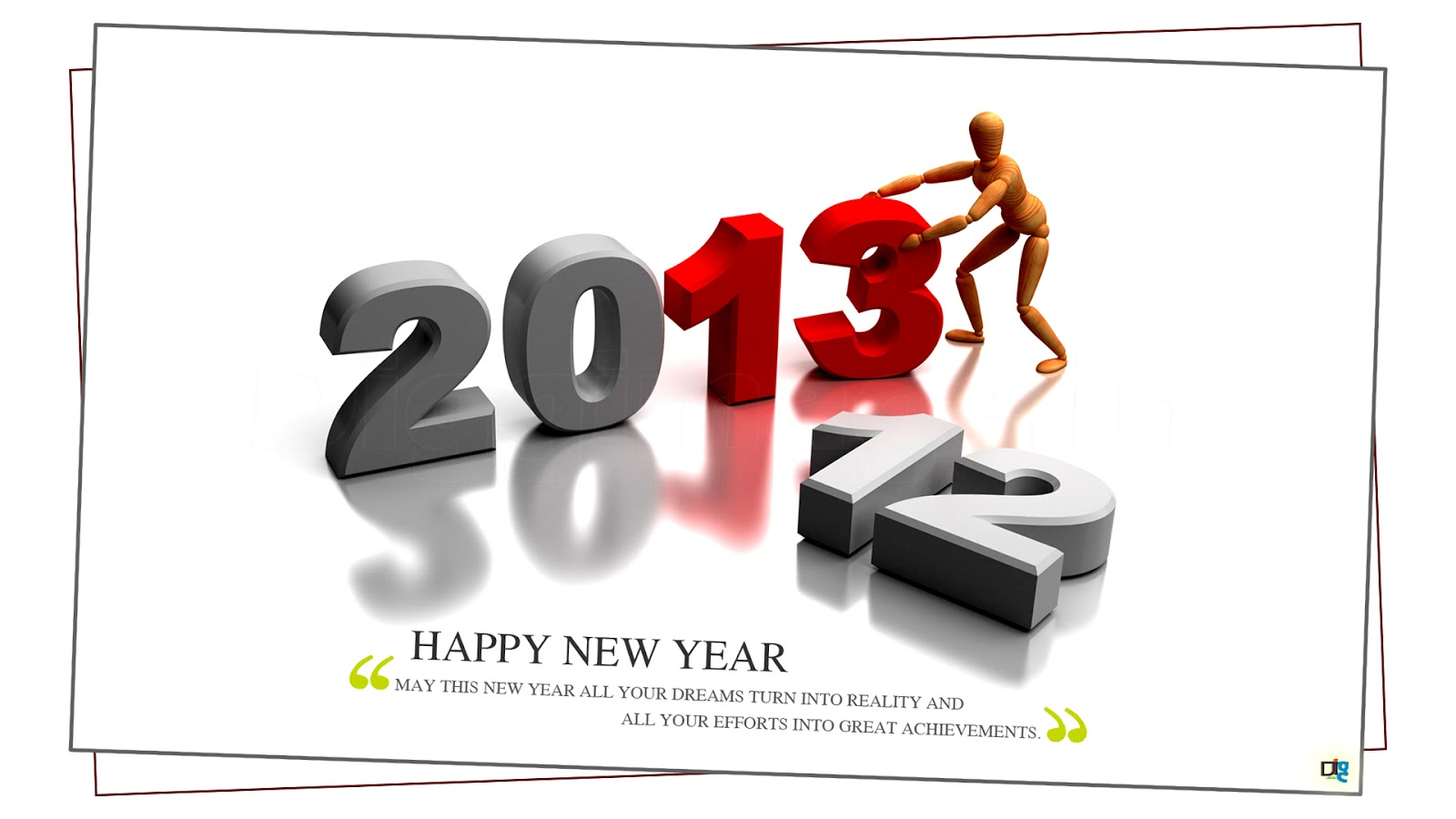 Sms 2013 New Year Greetings May This New Year All Your Dreams Turn In . 1600 x 900.Happy Nice New Year Messages Sms Jokes
