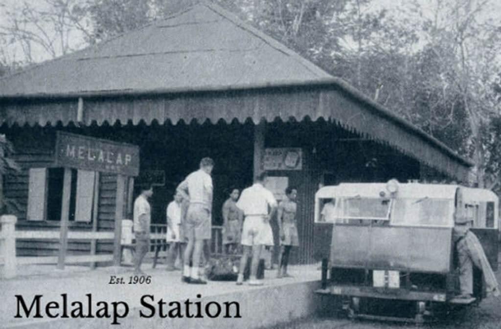 Stesen Kereta Api Melalap