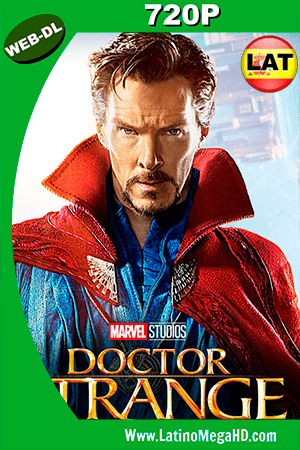 Doctor Strange: Hechicero Supremo (2016) Latino HD WEB-DL 720P ()