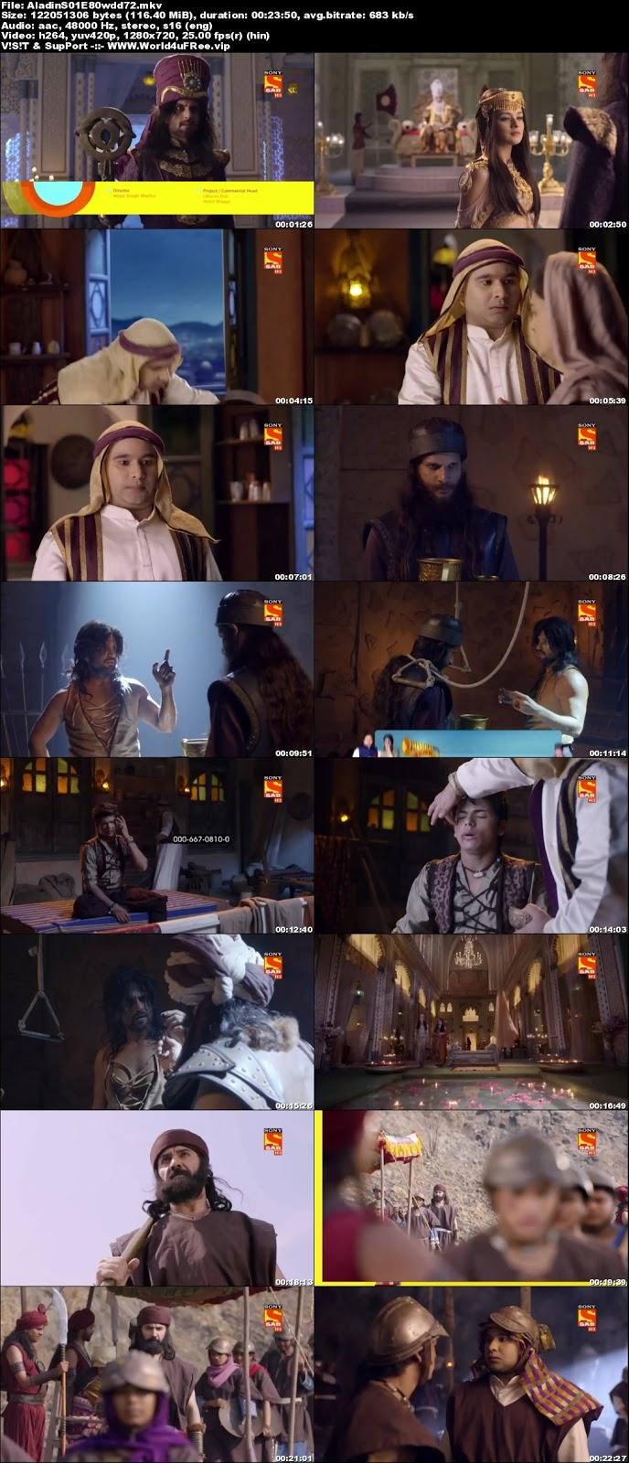 Aladdin 2018 Hindi Season 01 Episode 80 720p WEBRip 150Mb x264 world4ufree.fun tv show Aladdin 2018 hindi tv show Aladdin 2018 Season 11 Sony tv show compressed small size free download or watch online at world4ufree.fun