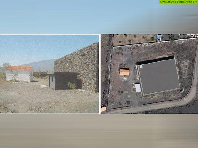 NC plantea mejoras en la red de agua de diversos barrios y en la red de saneamiento de Tazacorte