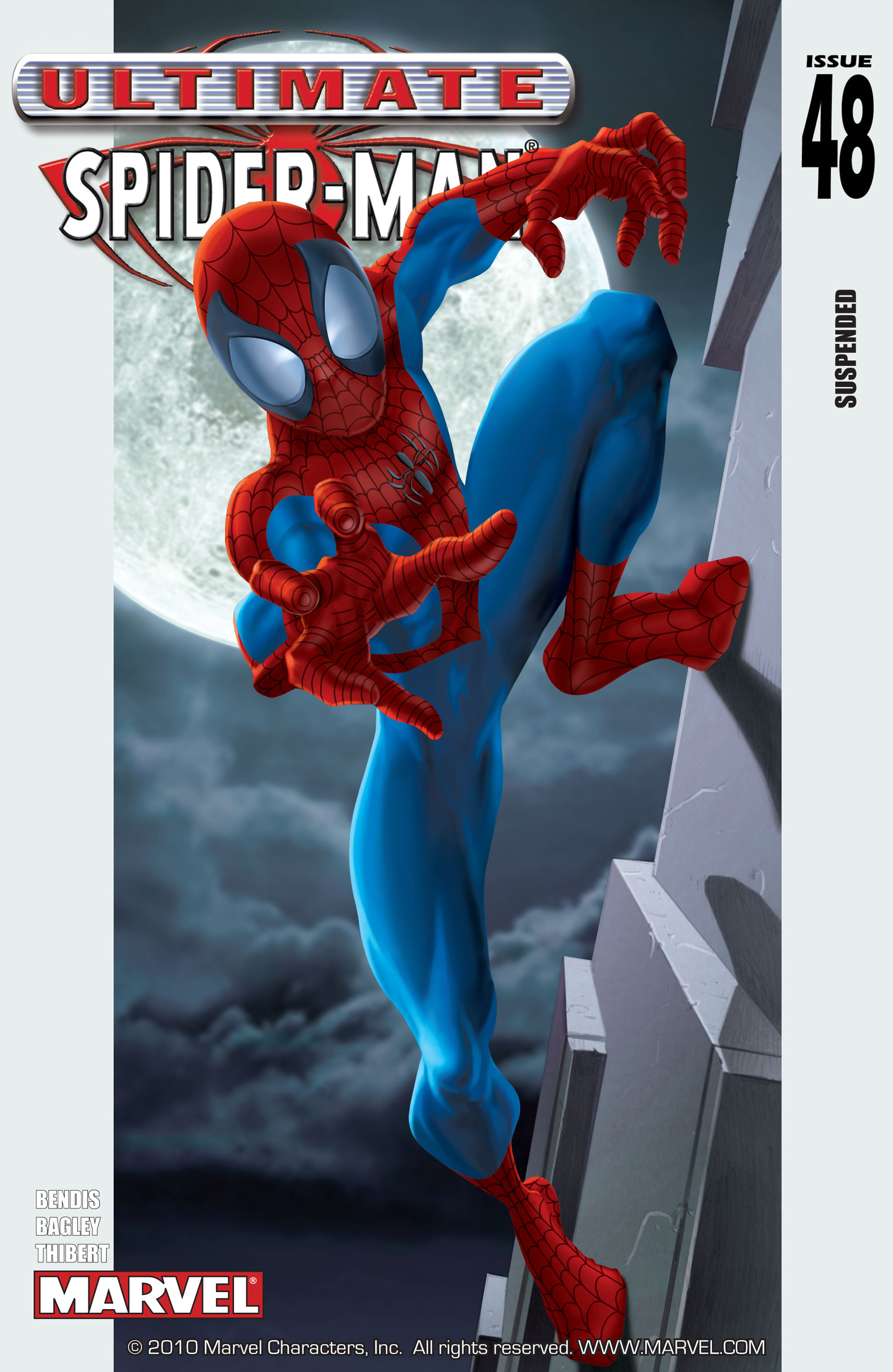Read online Ultimate Spider-Man (2000) comic -  Issue #48 - 1