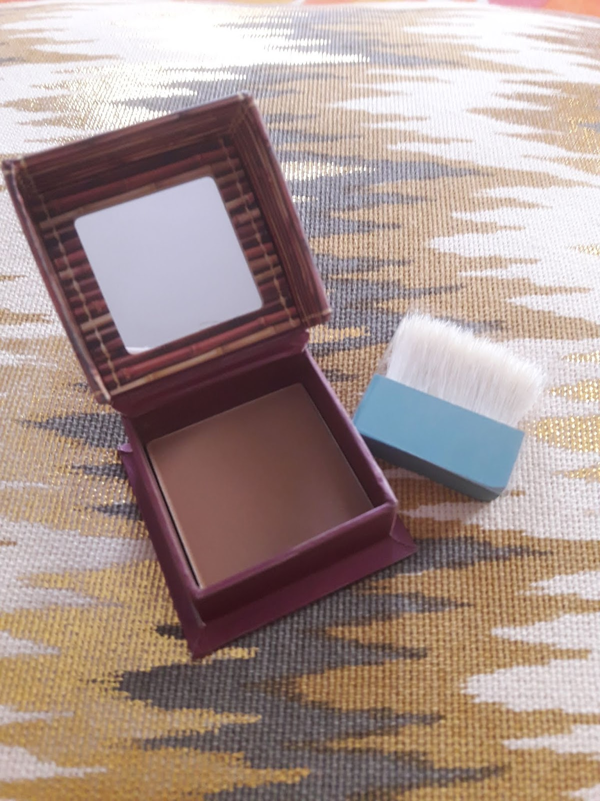 Five Uses of the Benefit Hoola Bronzer