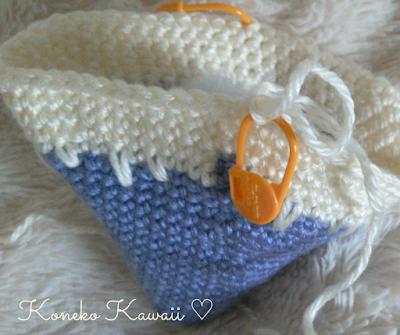 Kawaii Heart Snail Pattern