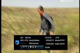 Frekuensi Discovery HD Terbaru di Intelsat 20 68.5°E