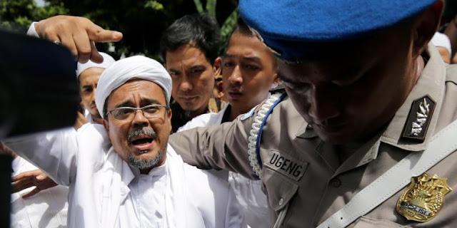 DPR RI Pertanyakan Polisi Belum Tangkap Pengunggah Video Chat Mesum Rizieq-Firza