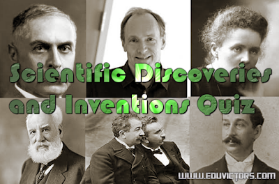 CBSE Class 6 - 10 - Scientific Discoveries and Inventions Quiz (#sciencequiz)(#eduvictors)