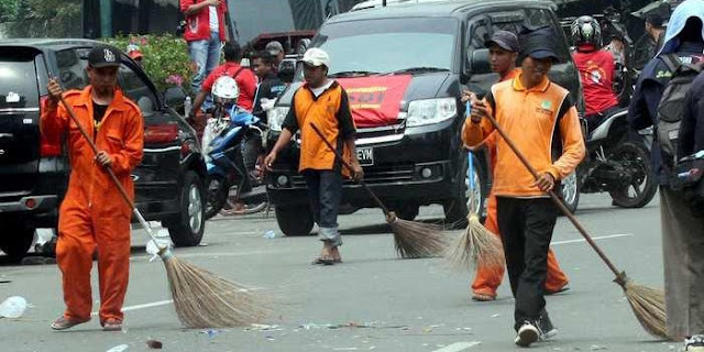 Djarot: Pasukan Orange (PPSU) Bisa Matikan Budaya Gotong Royong!!