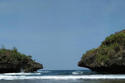 Lokasi Wisata Pantai Sedahan Gunung Kidul