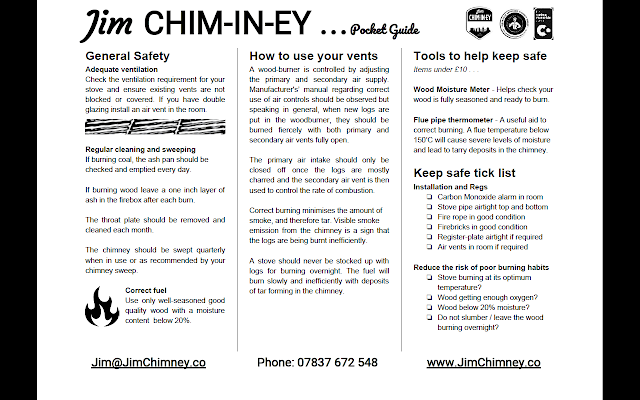 Pocket Guide to a Healthy Chimney page 4