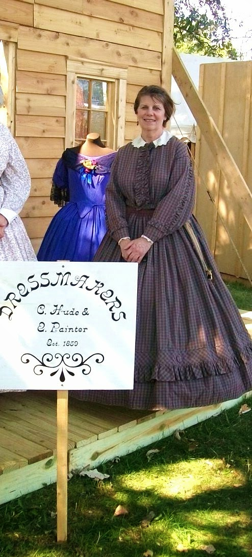 Civil War Seamstress