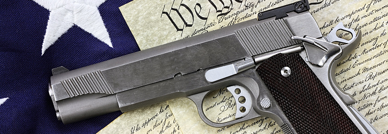 4 роки тому штат Мен дозволив вільне носіння зброї
