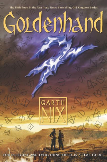 "Click Here To Order ""Goldenhand"" by Garth Nix!!!"