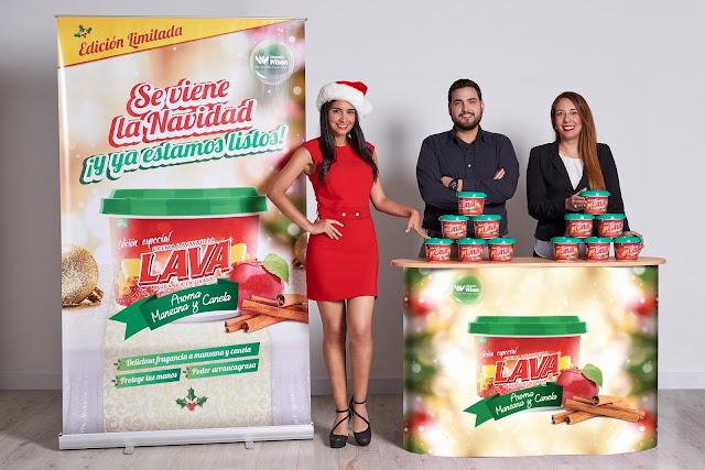 Jabonería Wilson presenta la Edición Navideña de su producto estrella LAVA