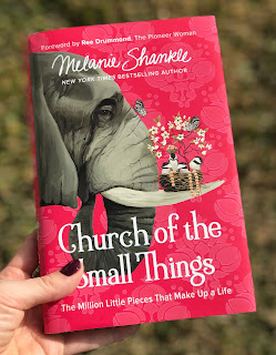 What I'm going to read next - Church of the Small Things by Melanie Shankle