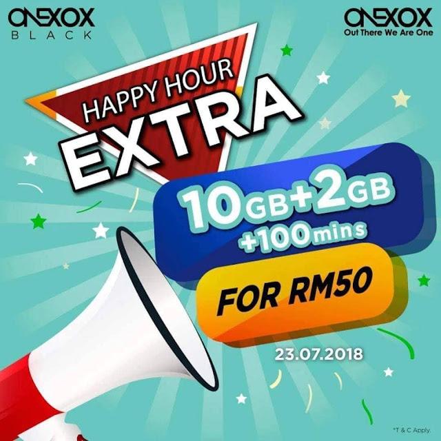 Happy Hour Extra