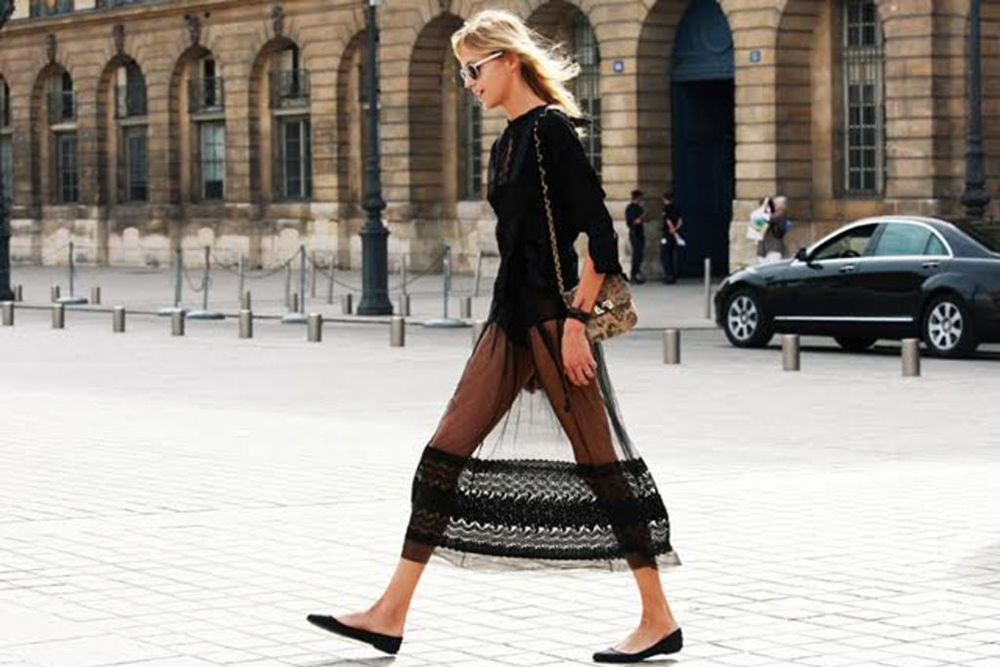 Trend Report | Sheer Effect