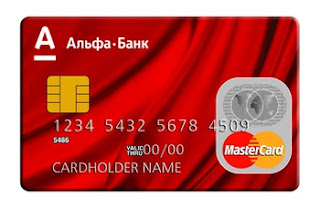 Оформление кредитной карты Альфа-Банка
