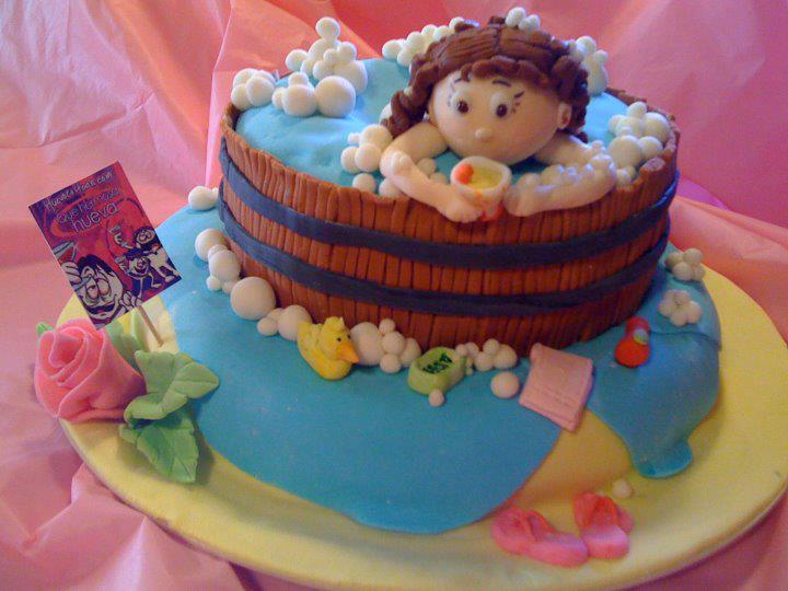 Ideas Para Fiestas Infantiles Adornos Originales De Pasteles - Pasteles-infantiles-originales