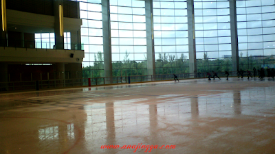 ice scape, ioi city mall