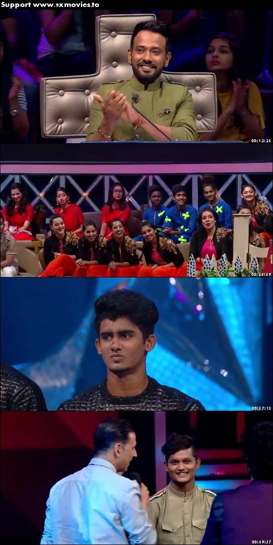 Dance Plus Season 3 – 12 August 2017 HDTV 480p 240MB