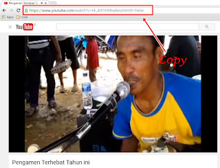 Cara Download Youtube menjadi Mp3