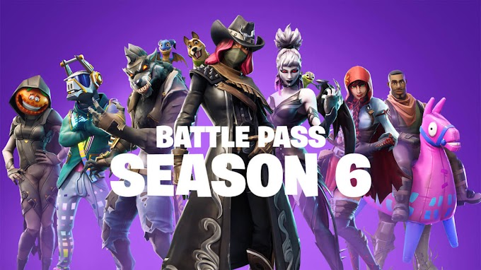 Fortnite Season 6 is finally launched | Offers Pets | New weapons | Updated map | Much more