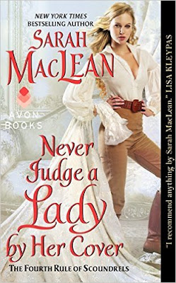 Book Review: Never Judge a Lady by Her Cover, by Sarah MacLean
