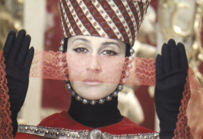 The Colour of Pomegranates (1968), Directed by Sergei Parajanov