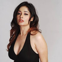 Kiran hot and naughty photo shoot in black dress