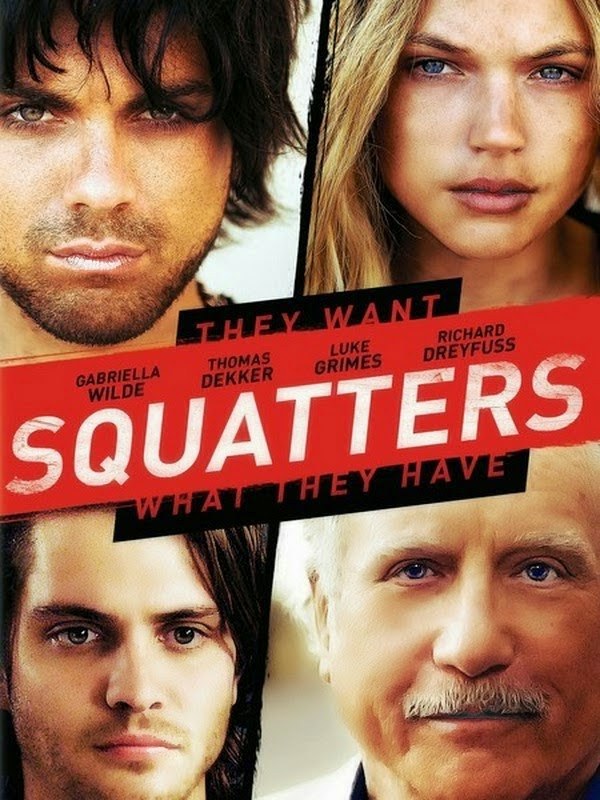 Squatters 2014 DVDRip ταινιες online seires oipeirates greek subs