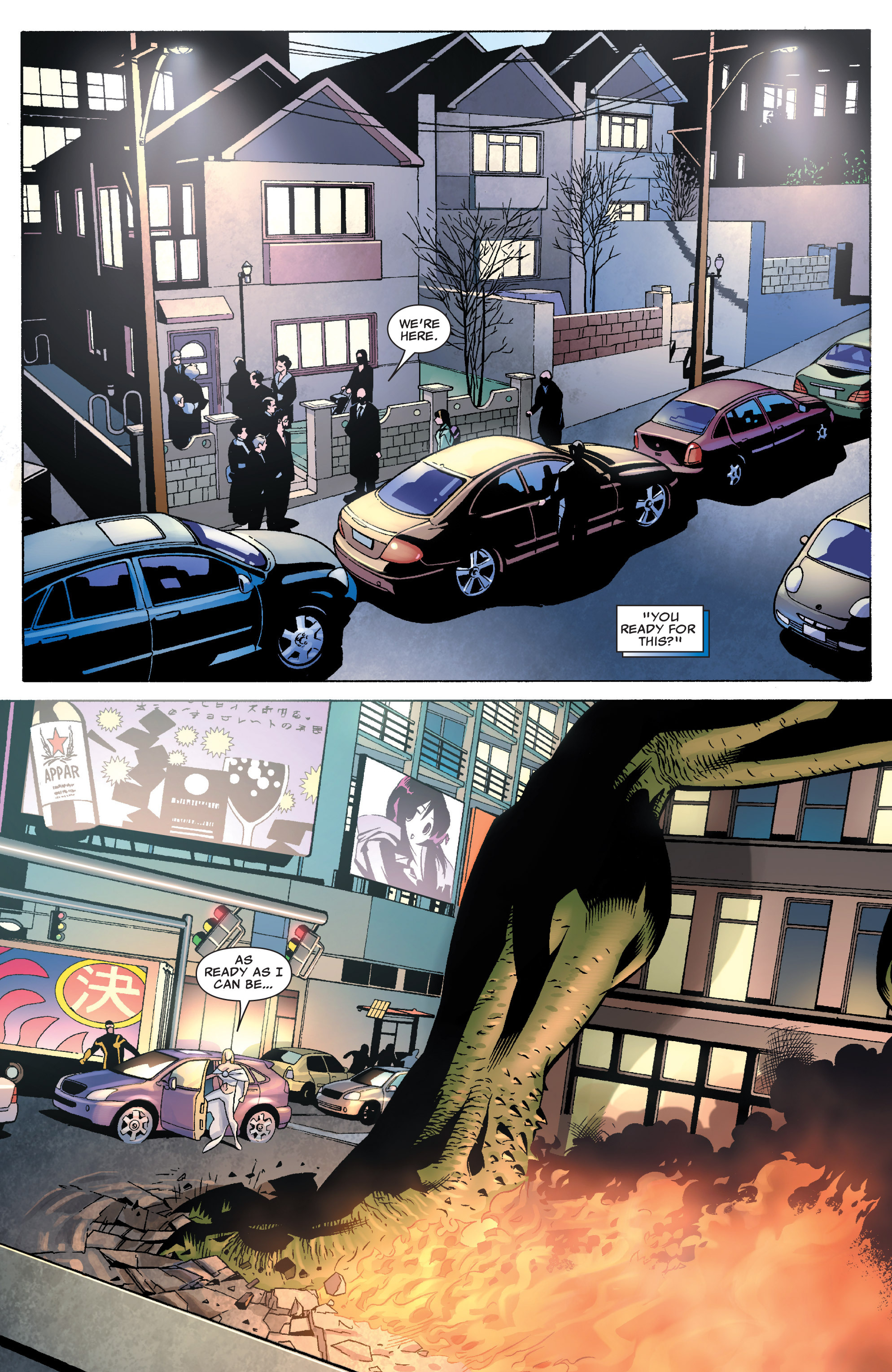 Read online Astonishing X-Men (2004) comic -  Issue #37 - 6