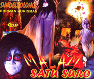 Download film Malam Satu Suro (1988) VCDRip Gratis