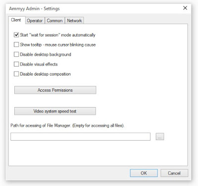 spy on remote pc ammy admin