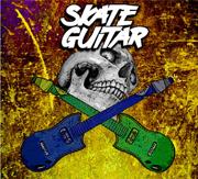 skate guitar ©