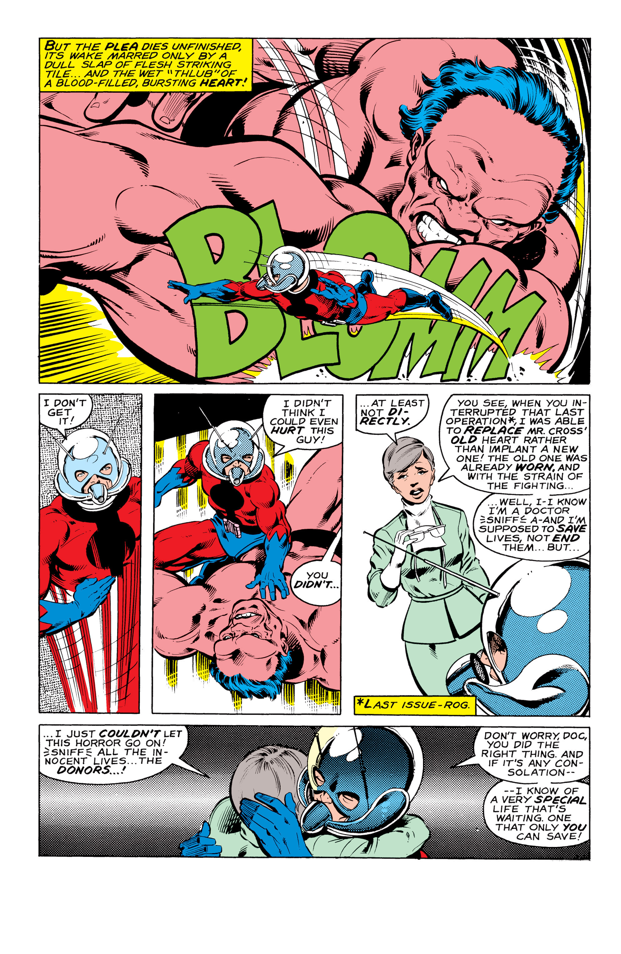 Read online Ant-Man comic -  Issue #Ant-Man _TPB - 35