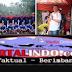 Peringati HUT RI Ke 73,Kelurahan Ciater Tangsel Gelar Turnamen Sepak Bola
