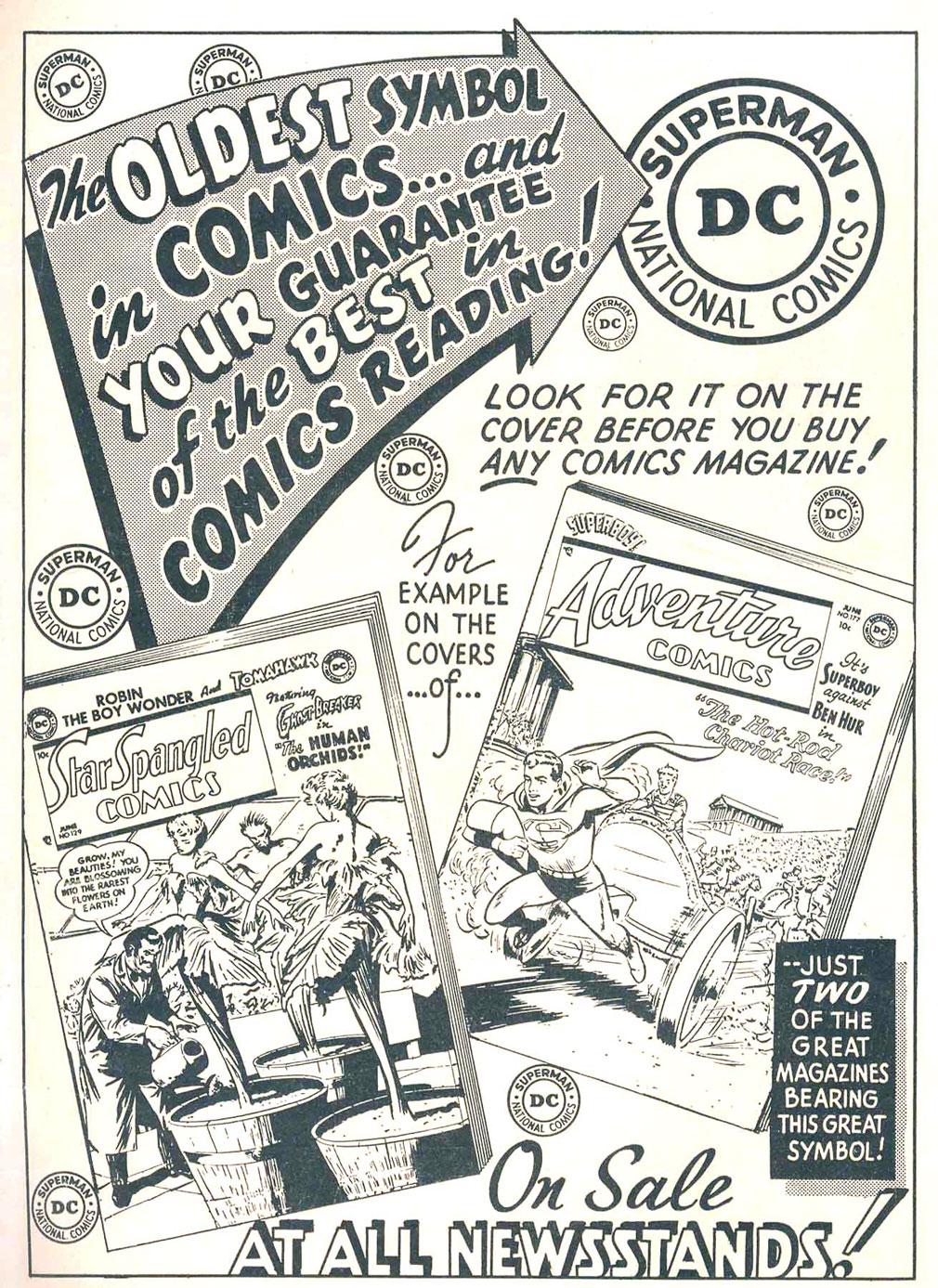Read online Detective Comics (1937) comic -  Issue #184 - 43
